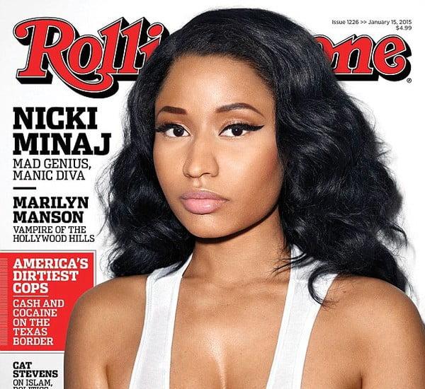 Ngôi sao Nicki Minaj luôn bị ám ảnh bởi hành động phá thai trong quá khứ