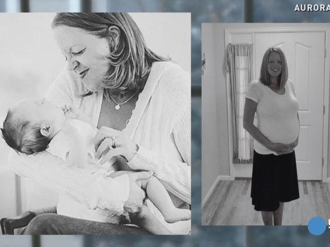Karisa với con gái đầu lòng & hình ảnh mang bầu lần thứ 2