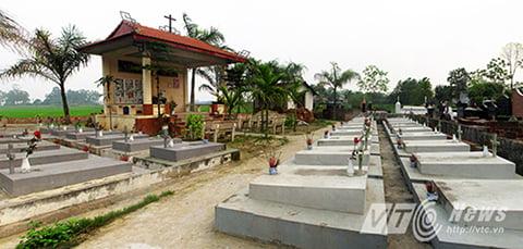 Nghĩa trang Đồi Cốc (Sóc Sơn, Hà Nội) nay là nơi an nghỉ của hơn 8 vạn hài nhi xâu số
