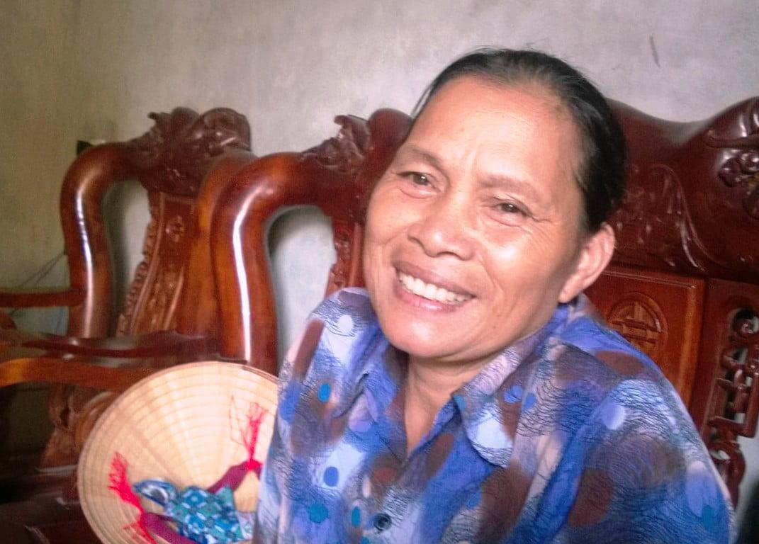 Bà Nguyễn Thị Nhiệm, người an ủi cho hơn 80.000 hài nhi xấu số ở Bến Cốc.