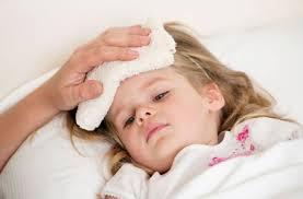 Cảm lạnh là bệnh rất dễ gặp ở trẻ nhỏ