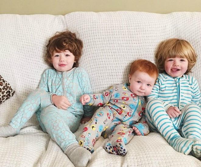 Vợ chồng Chloe Dunstan sống ở Australia đã có 3 cậu con trai xinh xắn. Tuy nhiên họ vẫn luôn ao ước sinh được một cô con gái.