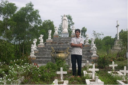Nghĩa trang Anh Hài, nơi chôn cất những hài nhi xấu số