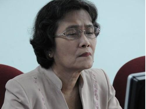 PGS.TS Vũ Thị Nhung khuyên nên trang bị kiến thức giới tính cho trẻ