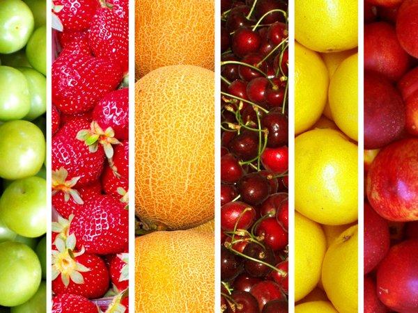 So với chế độ đơn sắc, một thực đơn đa sắc sẽ mang lại nhiều lợi ích cho sức khỏe hơn