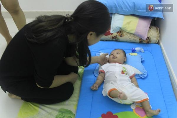 Xuất phát từ tình thương đối với trẻ mồ côi đã đưa chị Giàu đến với ý tưởng này.