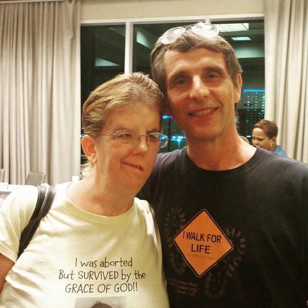 Carrie và chồng, Richard Fisher