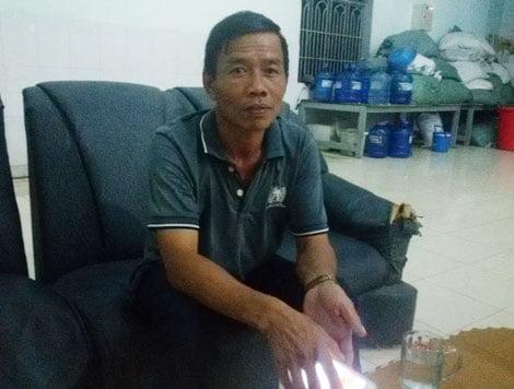 Anh Phạm Quốc Cường chia sẻ những câu chuyện cảm động về nhà tạm lánh.