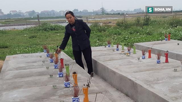 Chỉ trong 5 năm, nghĩa trang của vợ chồng bà Mến đã đón chừng 6000 hài nhi xấu số.