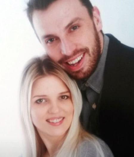 Gemma và bạn trai Alex. Ảnh: Mirror
